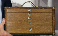 Gerstner's wooden chest